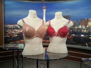 PEEPSHOW Bras - Breast Cancer Awareness Month