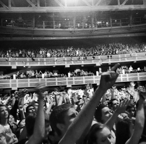 Imagine Dragons Plays to a Sold Out Crowd, credit Laura Bucklin