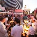 LUCKY RICE FESTIVAL at The Cosmopolitan of Las Vegas in Las Vegas, NV on June 23, 2012