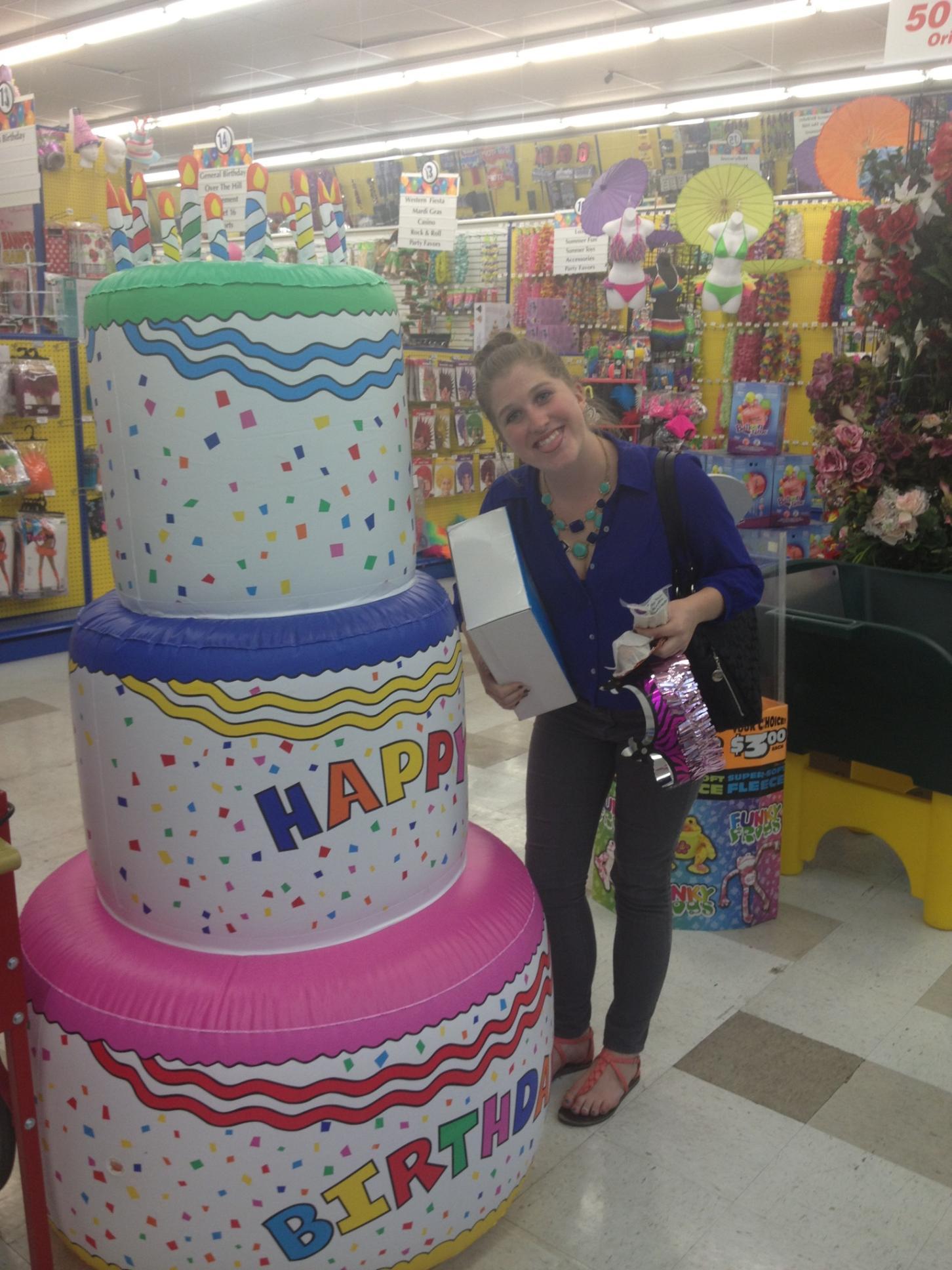 Brilliant The New Birthday Cake Tradition Kirvin Doak Communications Funny Birthday Cards Online Unhofree Goldxyz