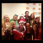 Wayne Newton was our Halloween costume contest guest judge