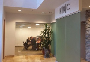 KDC Foyer side view