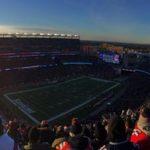 Patriots Gillette Stadium